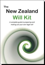 New Zealand Will Kit cover